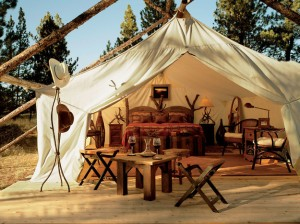 Even luxurious tents aren't enough to persuade me of the joys of camping.