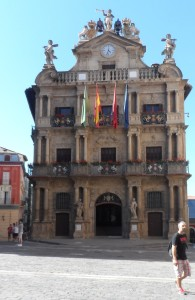 Pamplona's City Hall