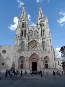 The Cathedral at Burgos