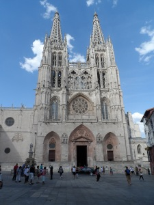 The Cathedral at Burgos