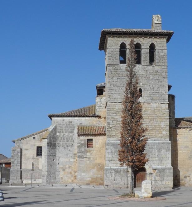 The church of San Pedro