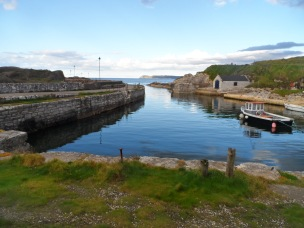 Ballintoy Harbour, Game of Thrones territory